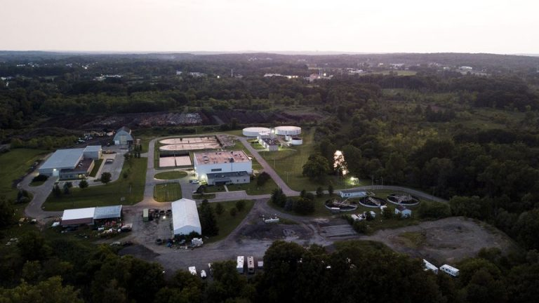 The hunt for PFAS turns to Michigan farms using human waste